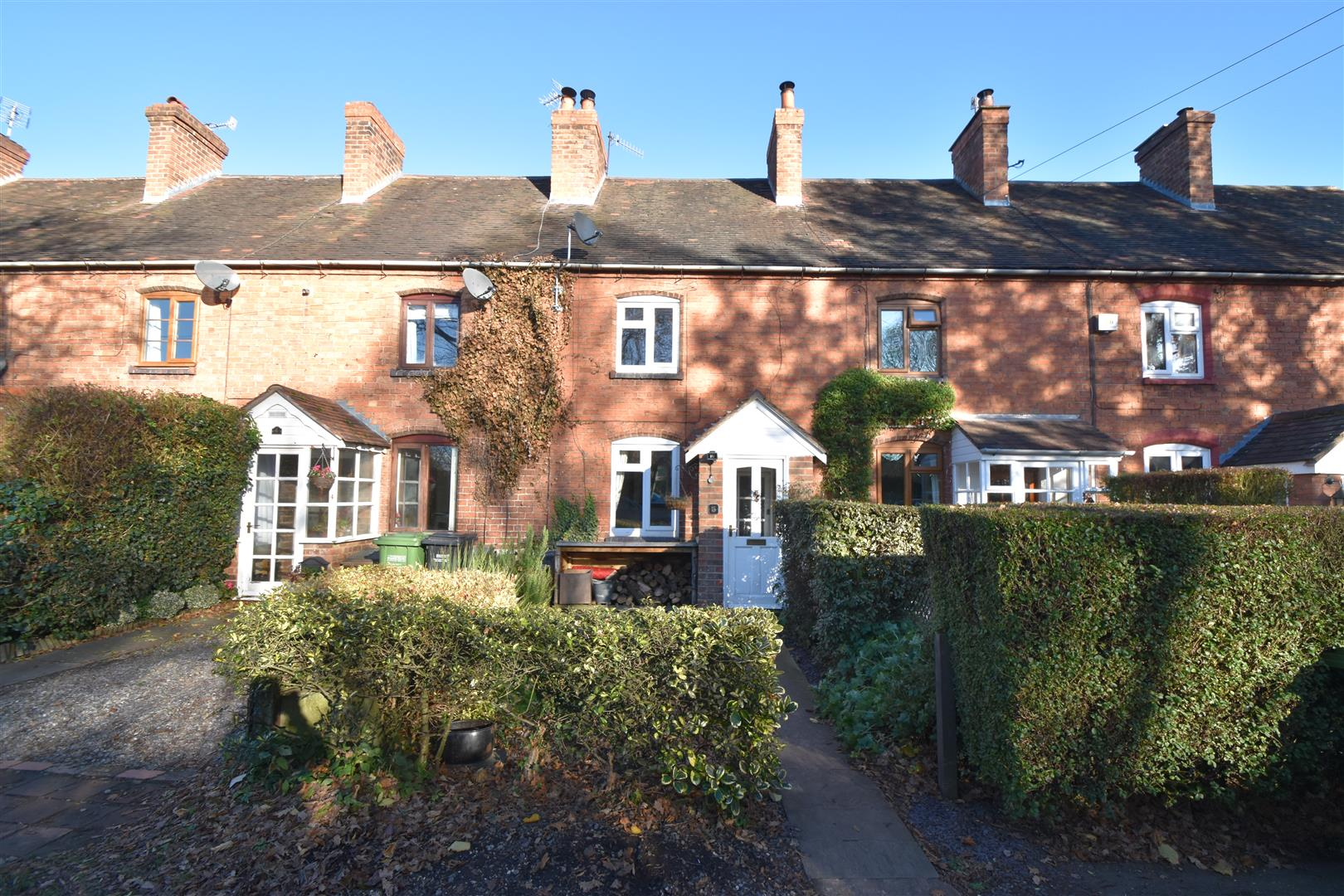 3 Bedrooms Terraced House for sale in Walton Road, Hartlebury, Kidderminster